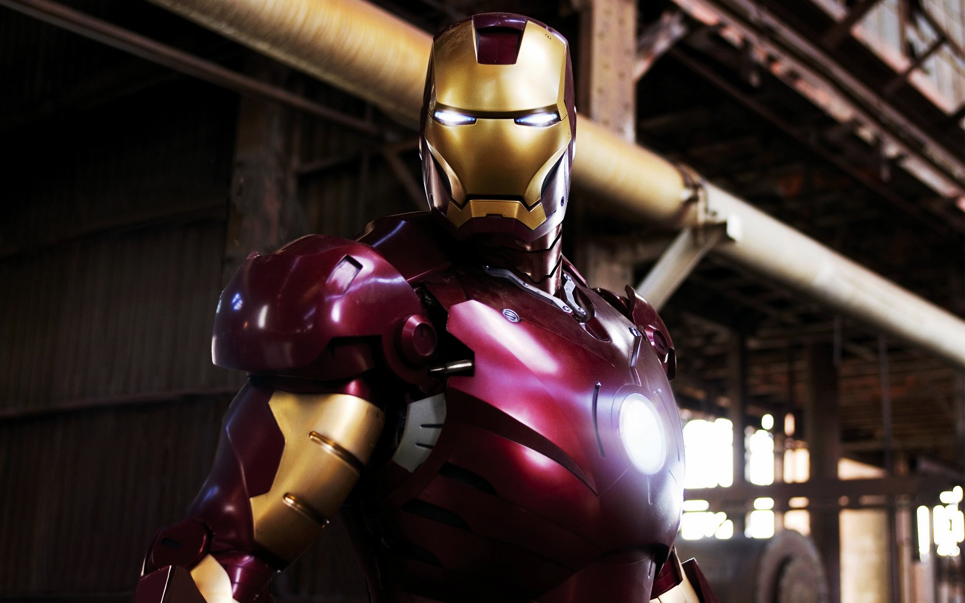 Iron Man Movie Still Wallpapers HD Wallpapers 1920x1200