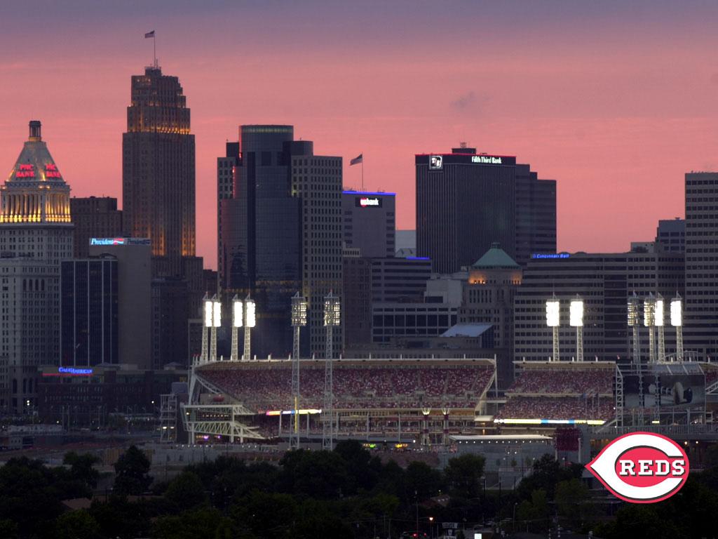 Cincinnati Reds Logo Wallpaper 2015 Best Auto Reviews 1024x768
