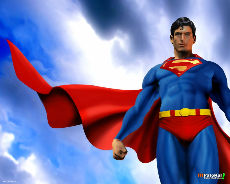 Superman HD Wallpaper 1920x1080 - WallpaperSafari