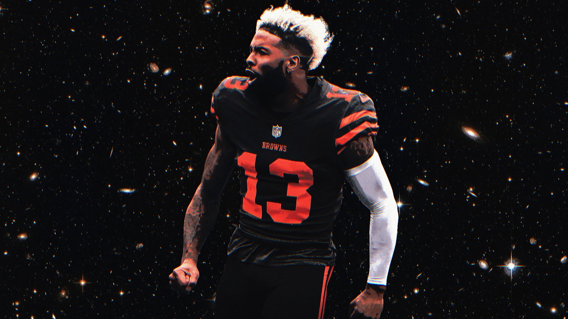 Put together an OBJ Wallpaper decided to share Comment if I 1920x1080