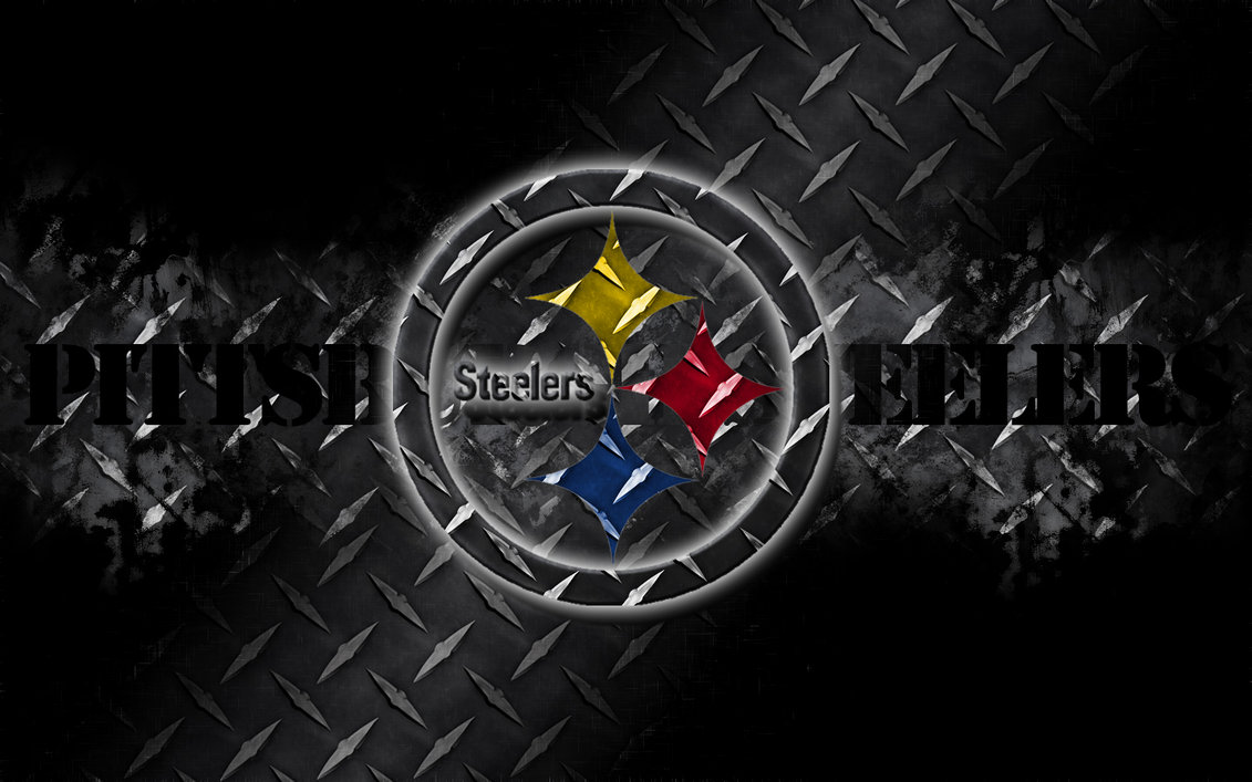 steelers metal wallpaper by buckhunter7 customization wallpaper other 1131x707