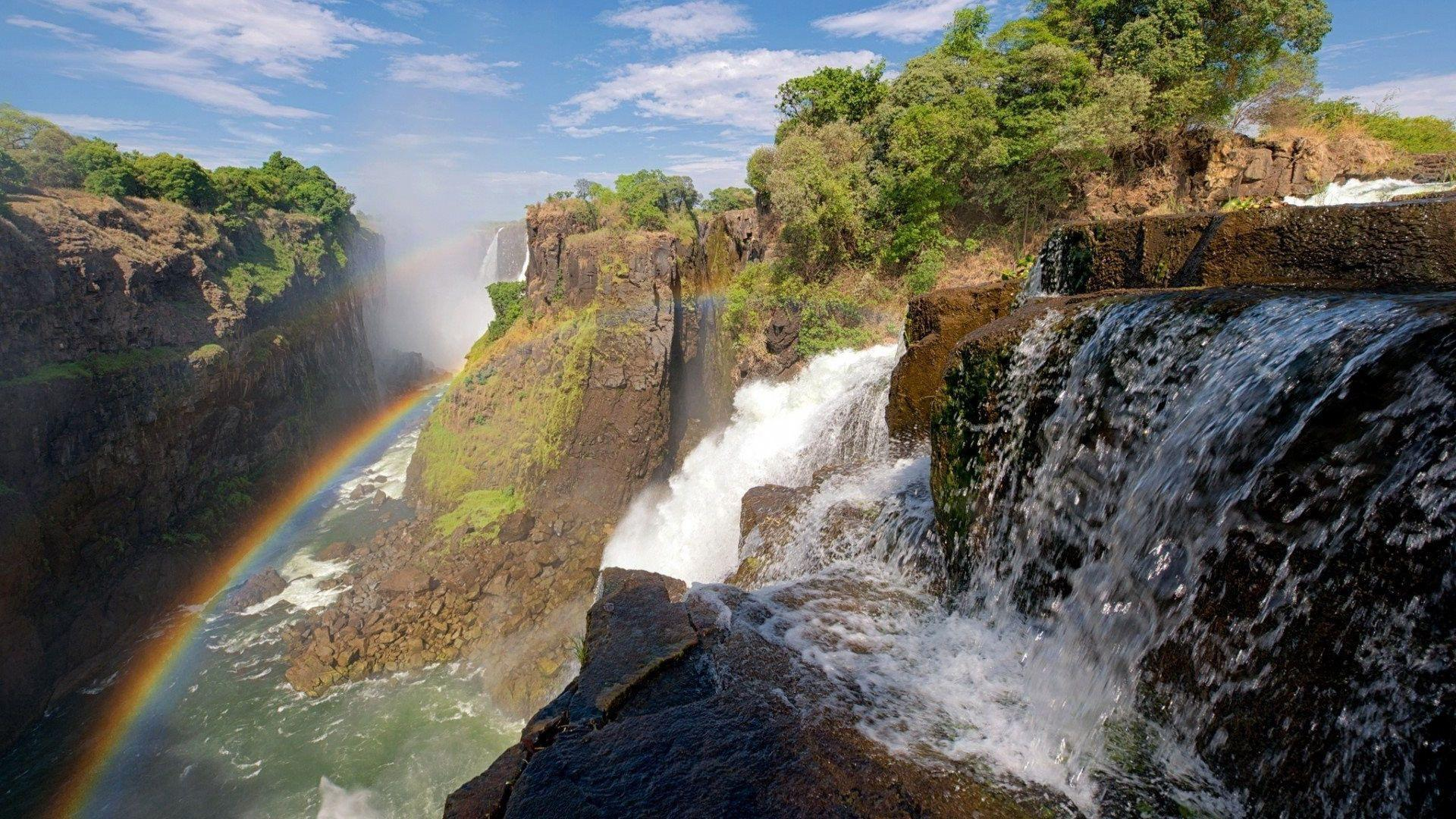 Victoria Falls Wallpapers 1920x1080