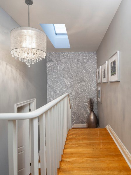 Hallway Wallpaper Ideas   Home Decorating Ideas 449x600