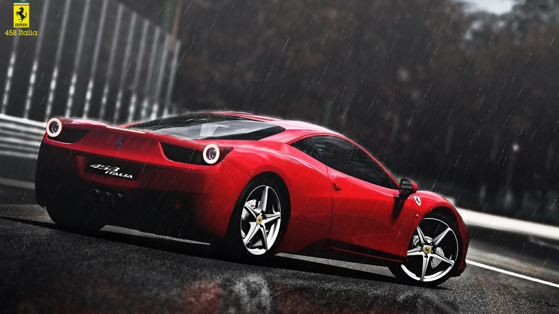 Ferrari 458 Italia wallpaper Car wallpapers 100 1920x1080