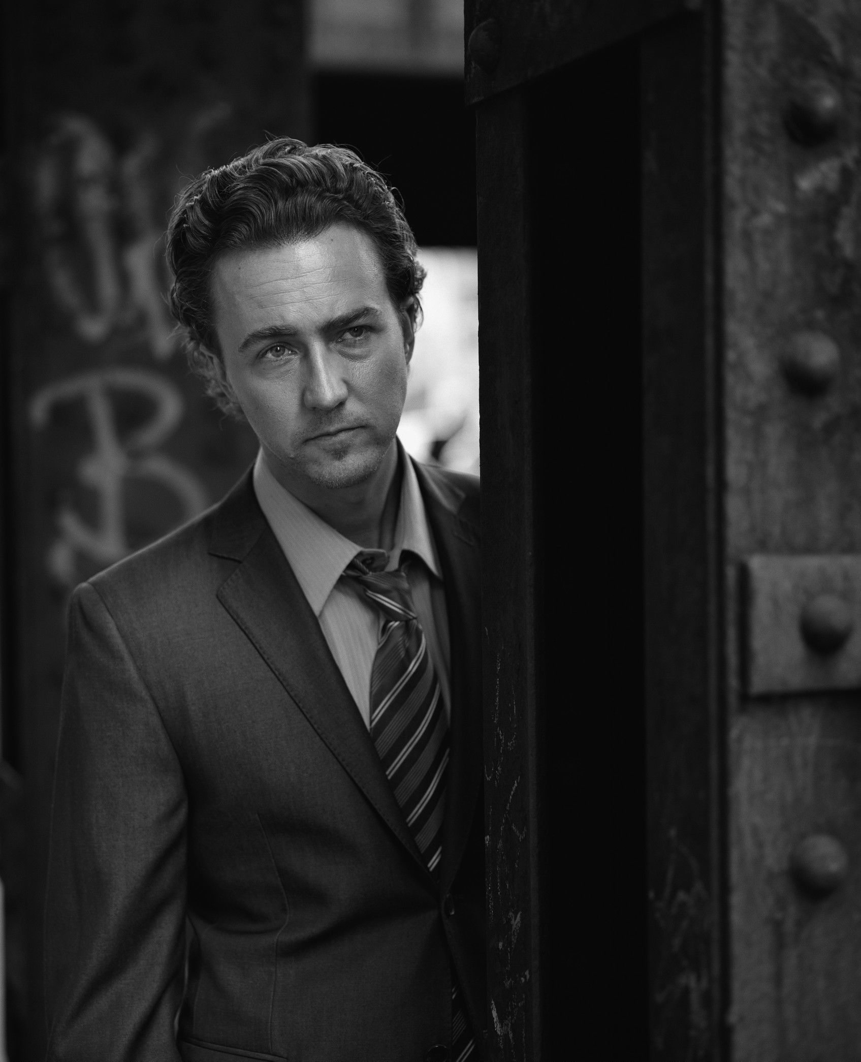 Edward Norton imgenes Edward Norton   Glen WIlson Shoot HD fondo 1695x2090