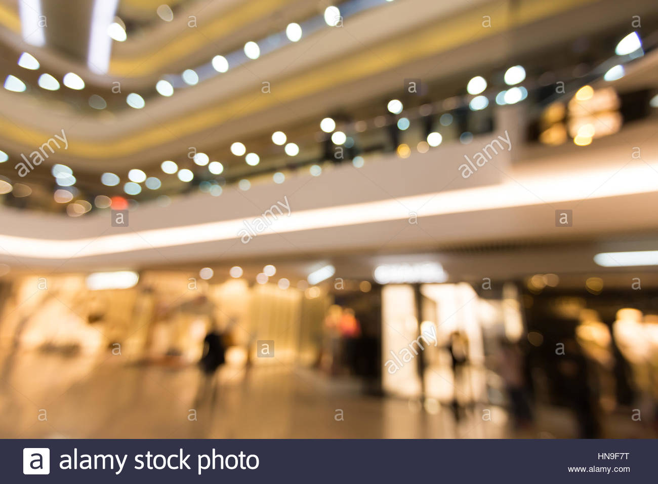 Blurred Shopping mall backgrounds Stock Photo 133589900   Alamy 1300x956
