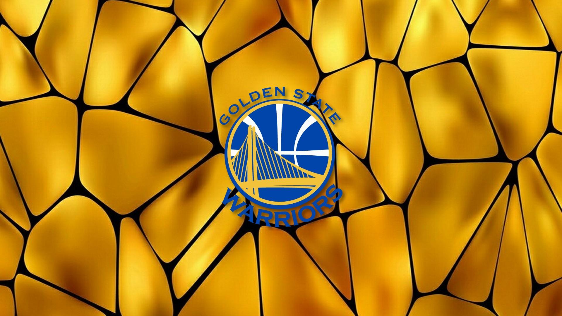 HD Desktop Wallpaper Golden State Warriors Logo 2019 Basketball 1920x1080