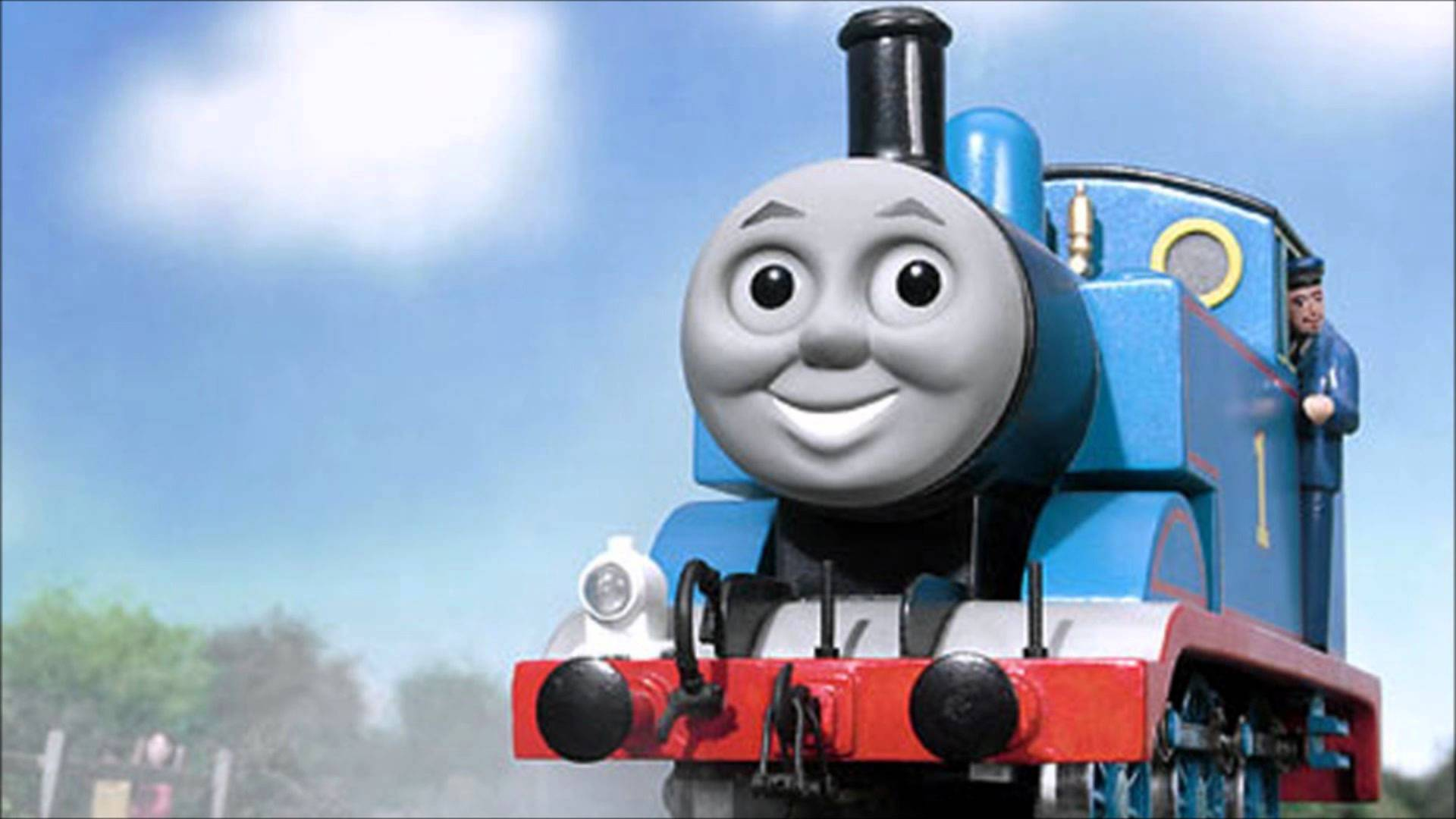 Displaying 15 Images For   Thomas And Friends Birthday Wallpaper 1920x1080