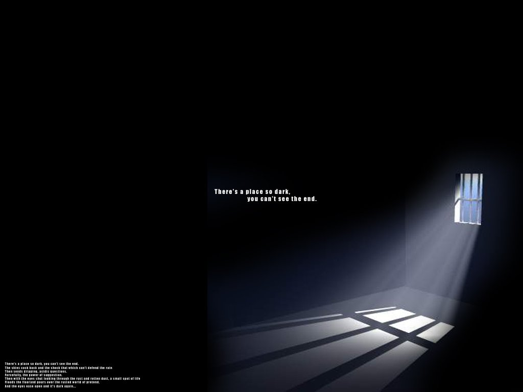Tout sur le Web fonds dcran wallpaper Design Web prison 1024x768