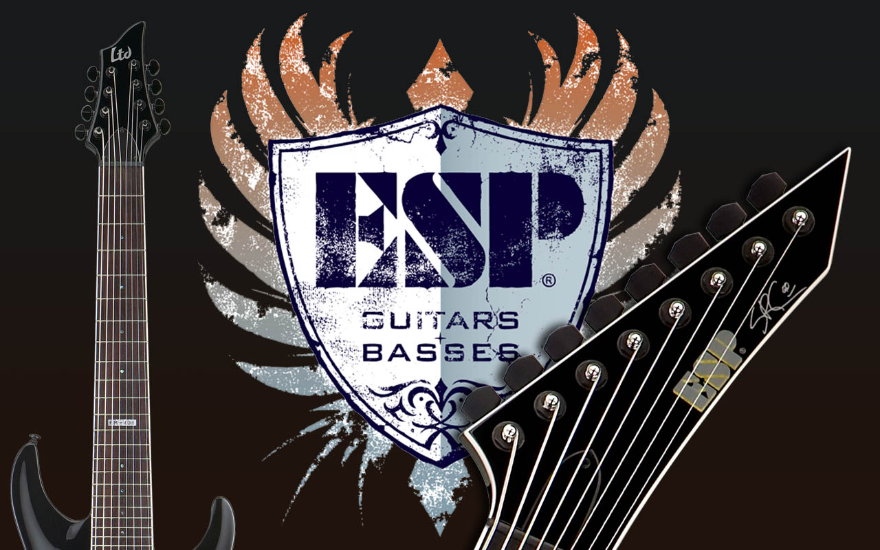 Free Download Some Esp Wallpaper P The Esp Guitar Company