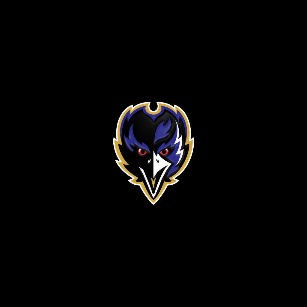 de Baltimore Ravens wallpaper Fondos de pantalla de Baltimore Ravens 1024x1024