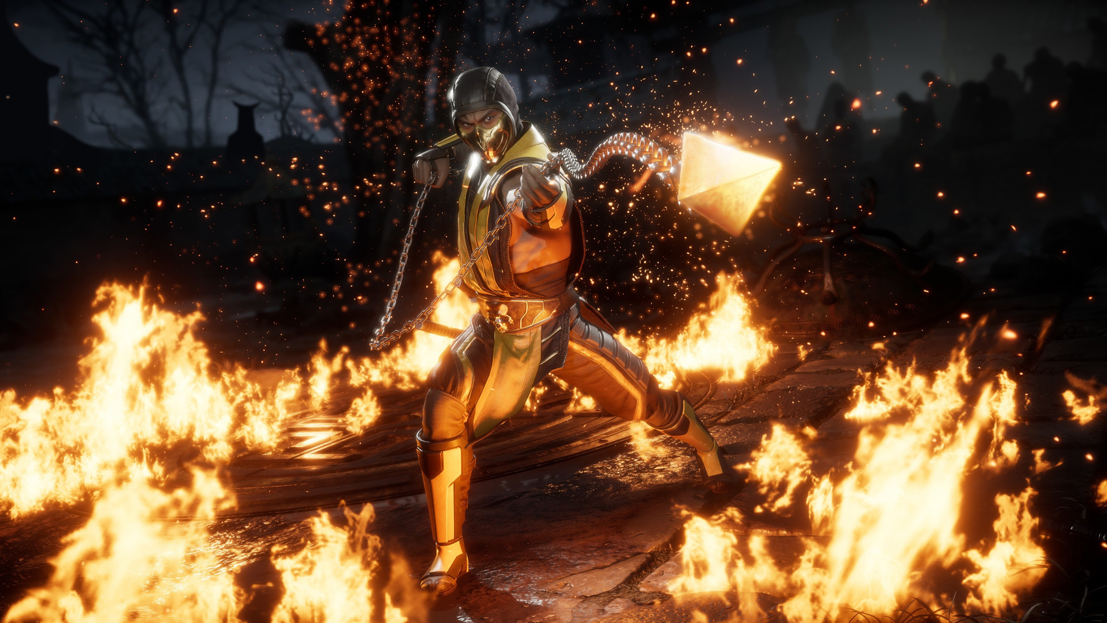 Mortal Kombat 11 Wallpapers in Ultra HD 4K   Gameranx 3840x2160