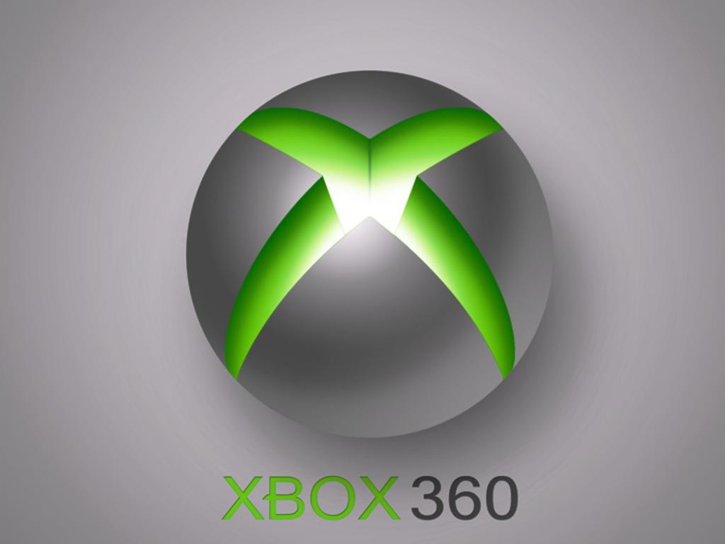 Xbox 360 Logo Wallpaper Xbox logo wall 1024x768