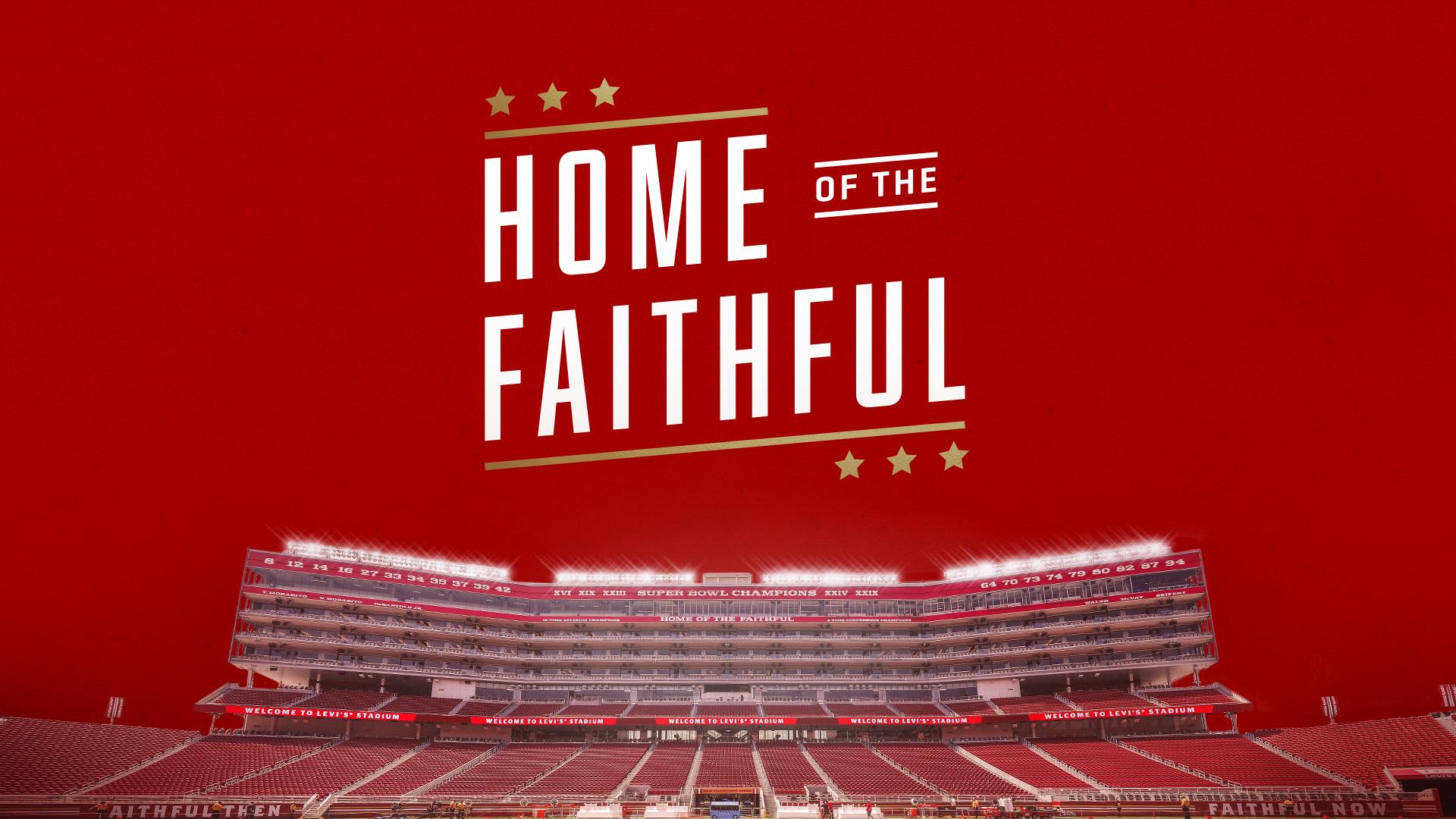 49ers Fans San Francisco 49ers 49erscom 1920x1080
