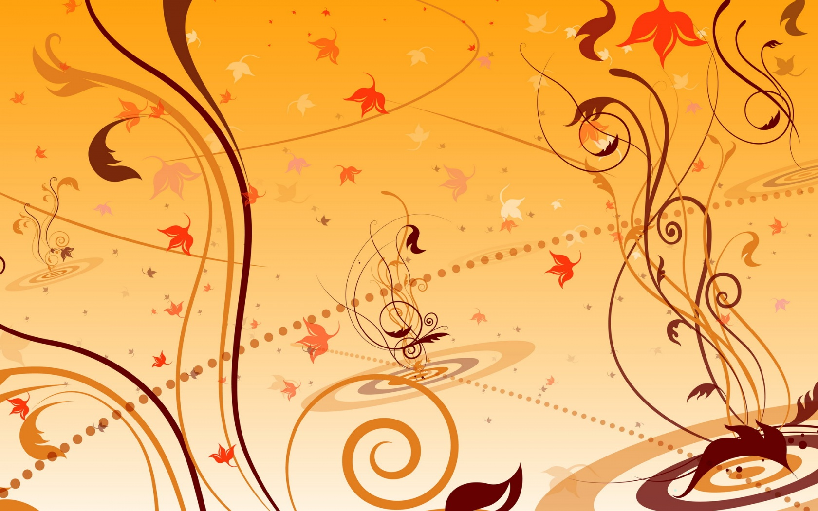 Autumn Design Wallpapers HD Wallpapers 1680x1050