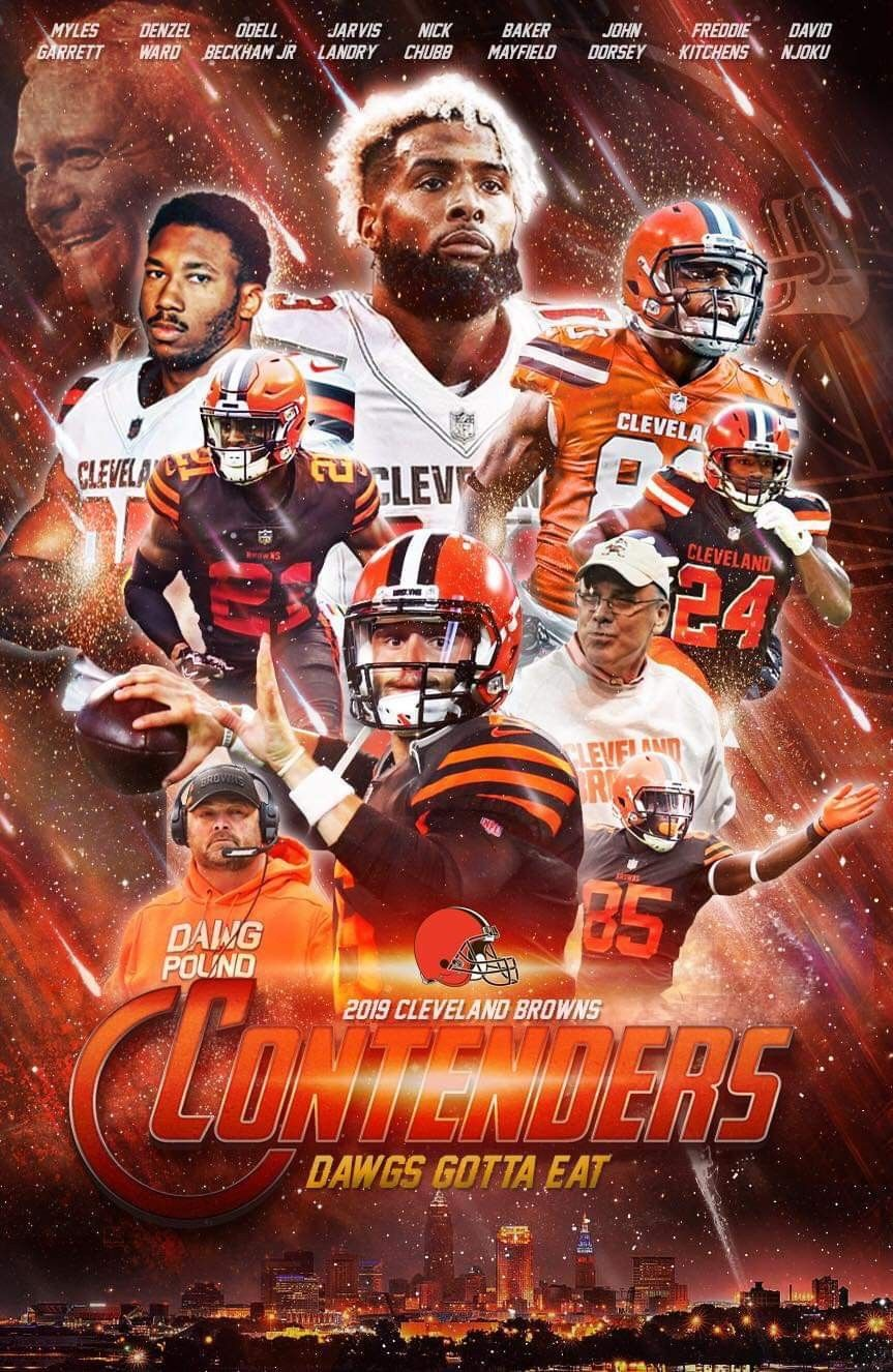 Pin by Kevin Buchser on Cleveland Browns Cleveland browns 863x1326