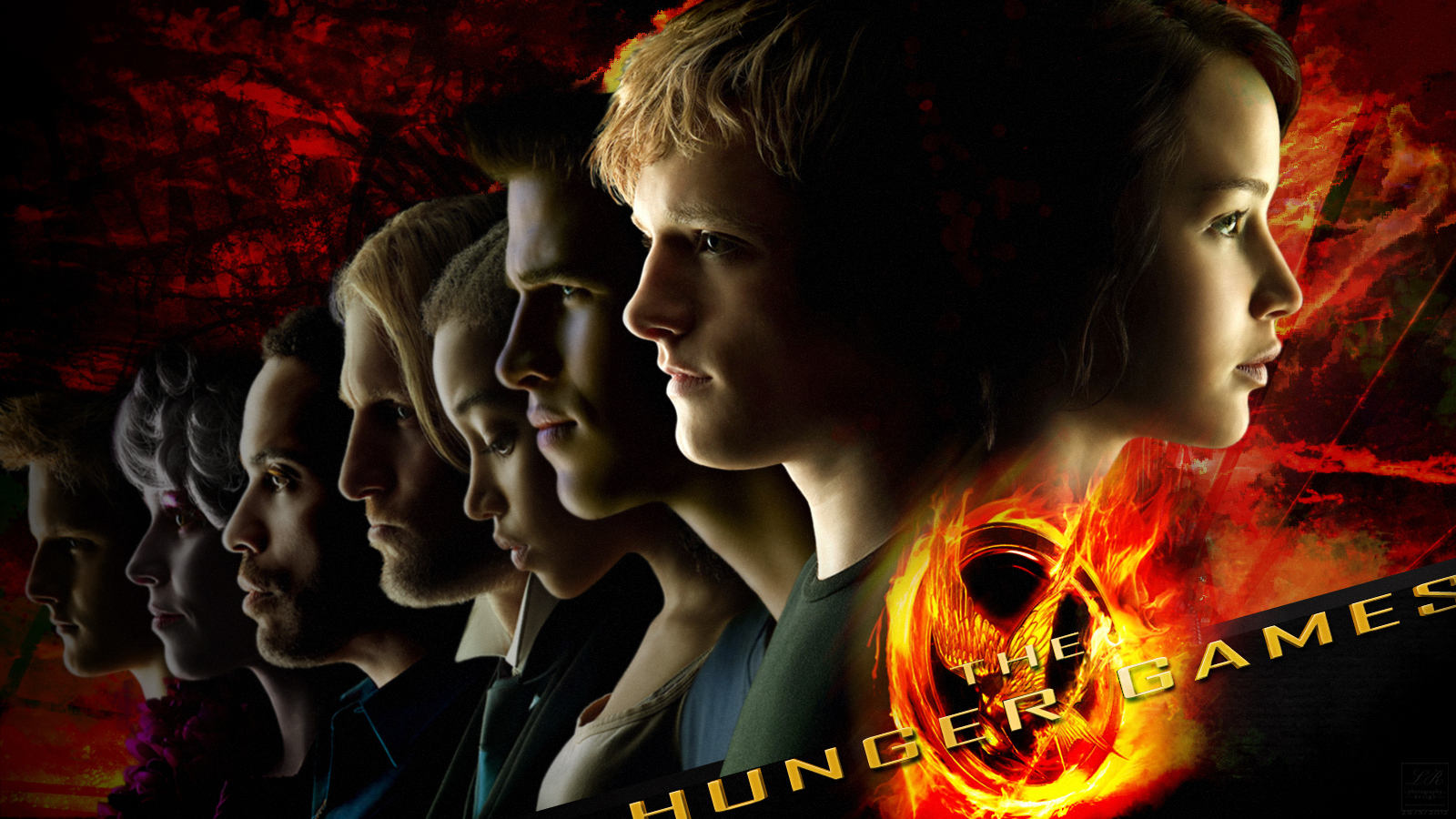 The Hunger Games images The Hunger Games wallpaper photos 30366729 1600x900