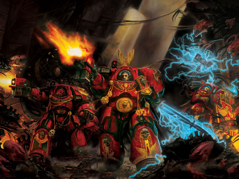 Blood Angels 2nd Wave Confirmed for February 800x600