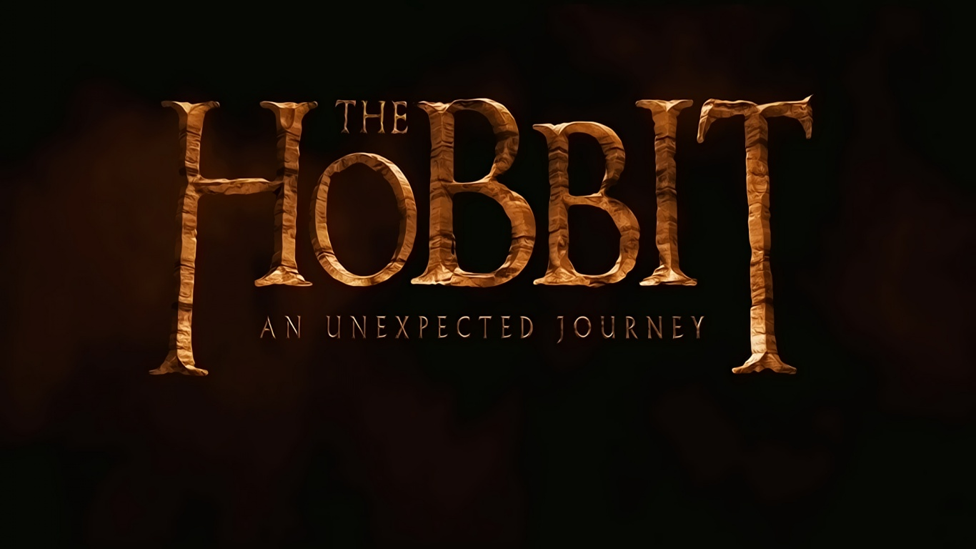 1366x768 The Hobbit Poster desktop PC and Mac wallpaper 1366x768