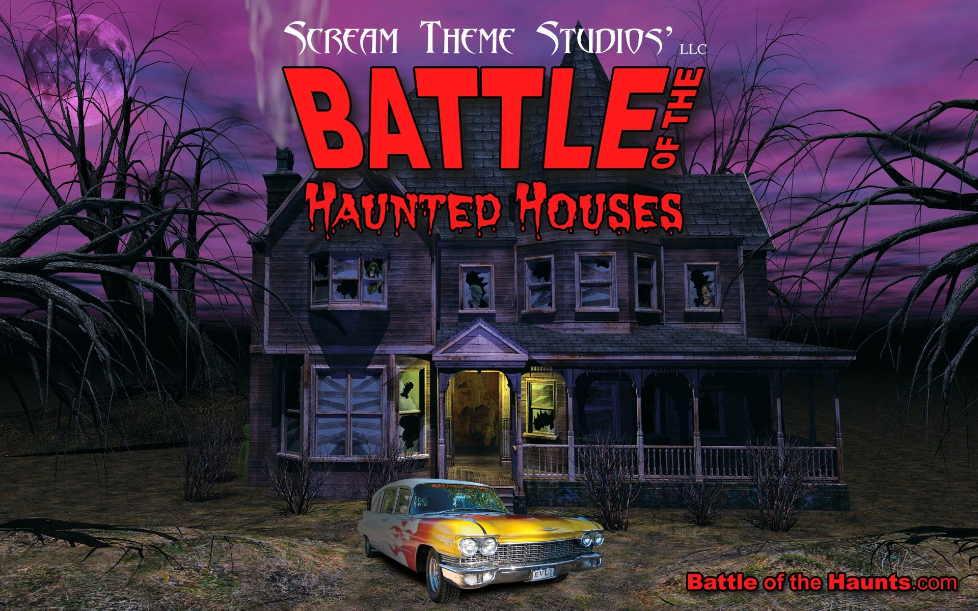 Tags desktop house haunted halloween HD Wallpapers Backgrounds 1920x1200