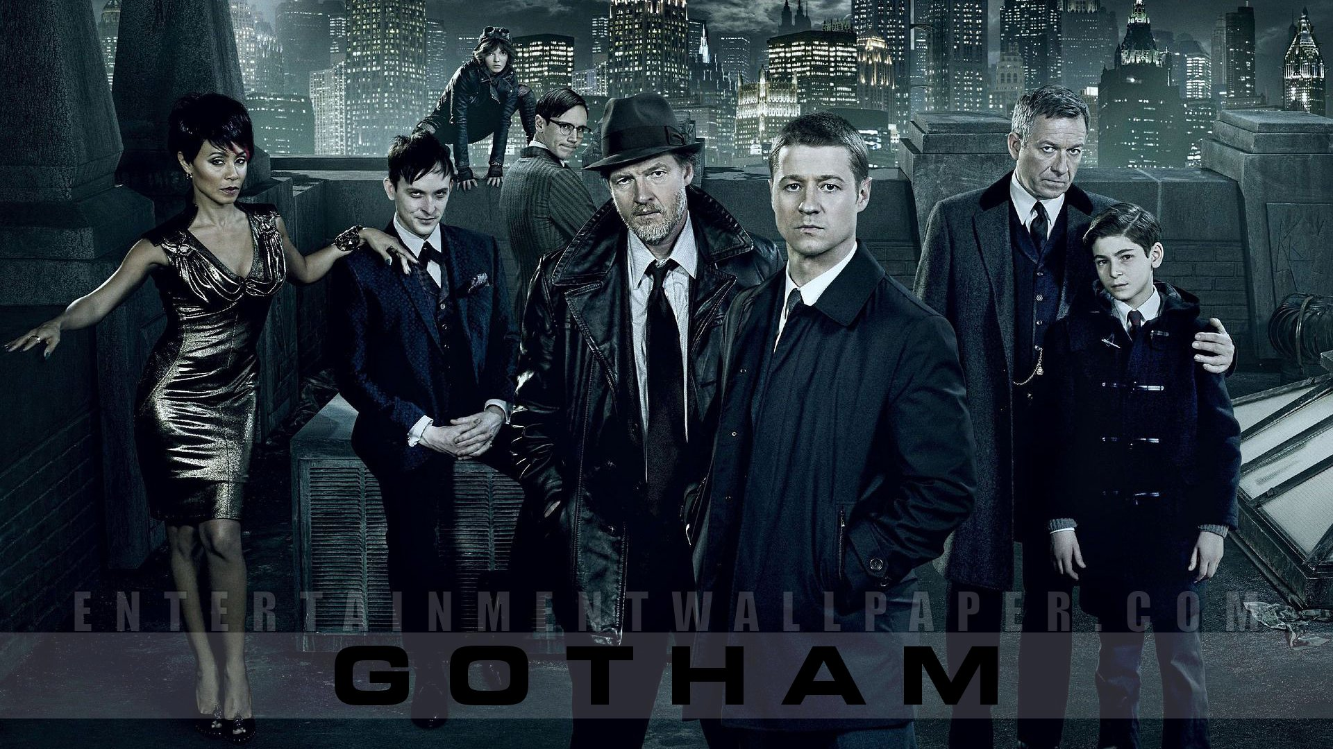 Gotham WallPapers 1920x1080