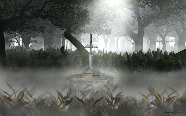 Master Sword Wallpapers 1440x900