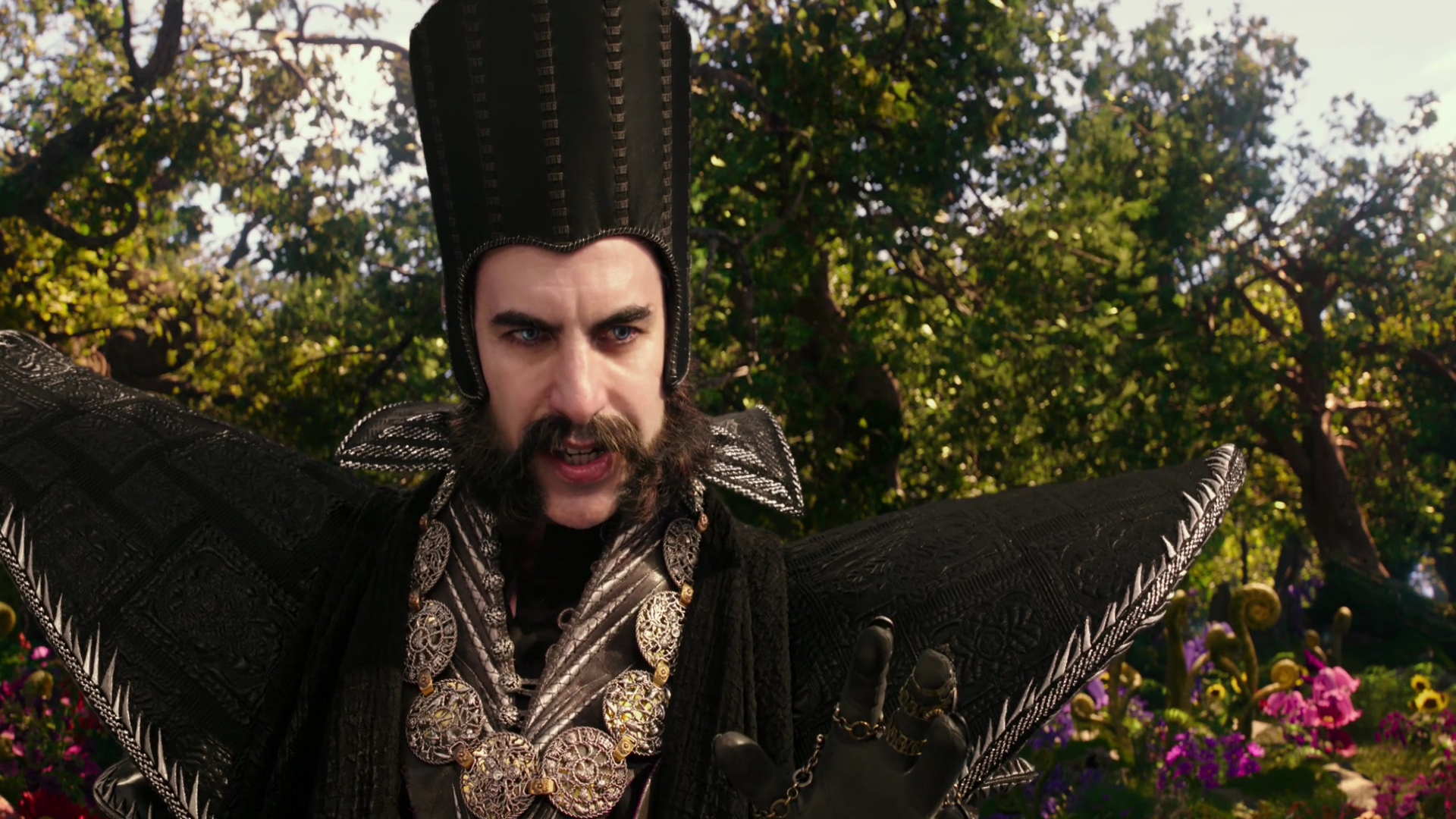 Alice Through the Looking Glass HD Screencaps Movie Wallpapers 1920x1080