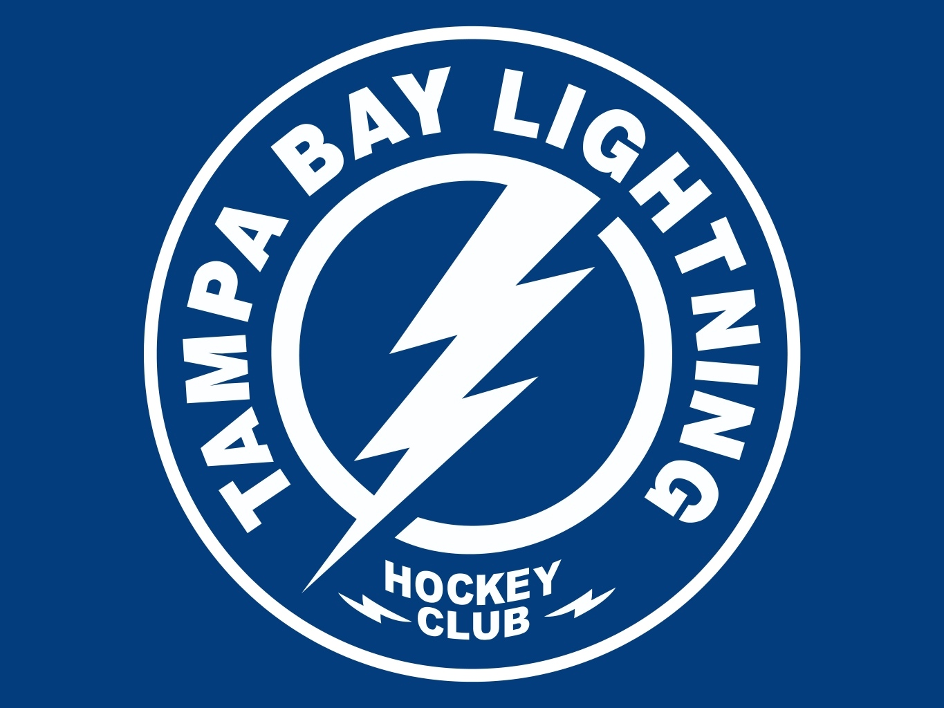 Tampa Bay Lightning NHL Wallpaper 1365x1024