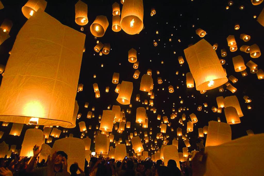 Japanese Lantern Wallpaper 1024x683 Japanese Lantern 1024x683