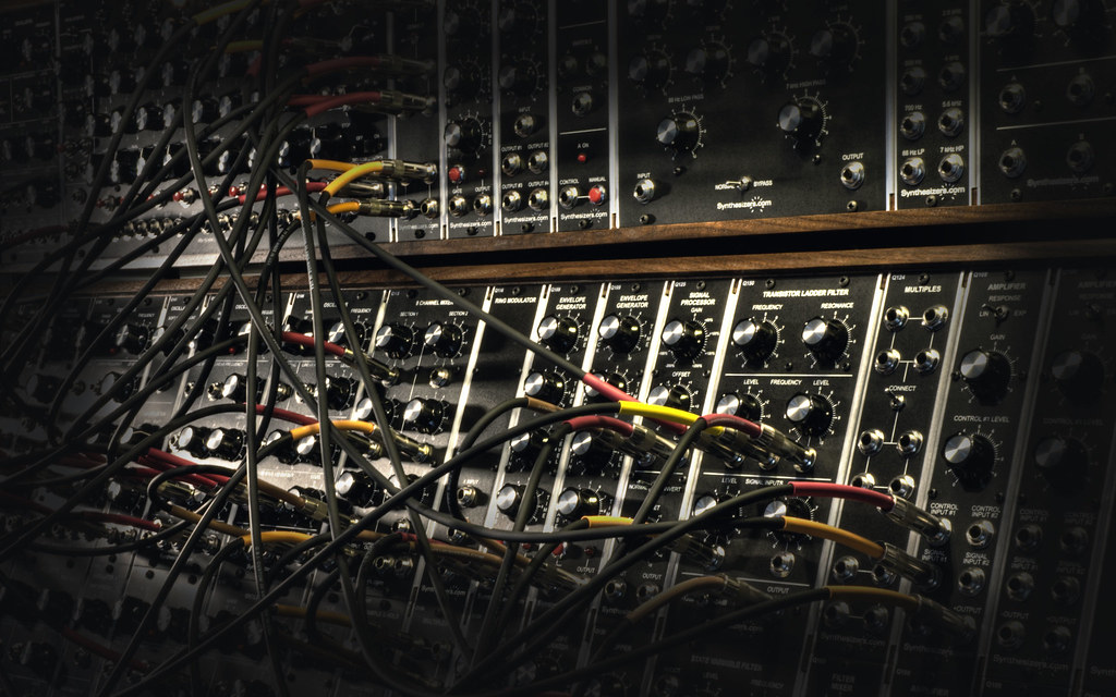 All sizes Modular Synthesizer Desktop HDR Flickr   Photo Sharing 1024x640