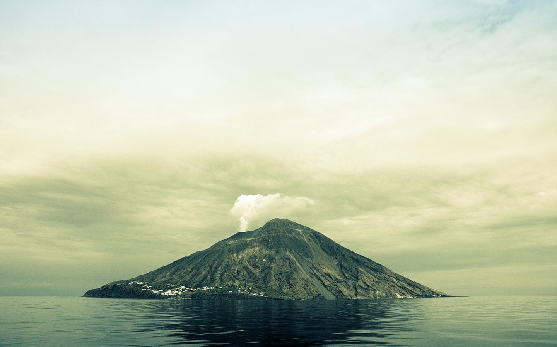 HD Volcano Wallpaper 1920x1080p - WallpaperSafari
