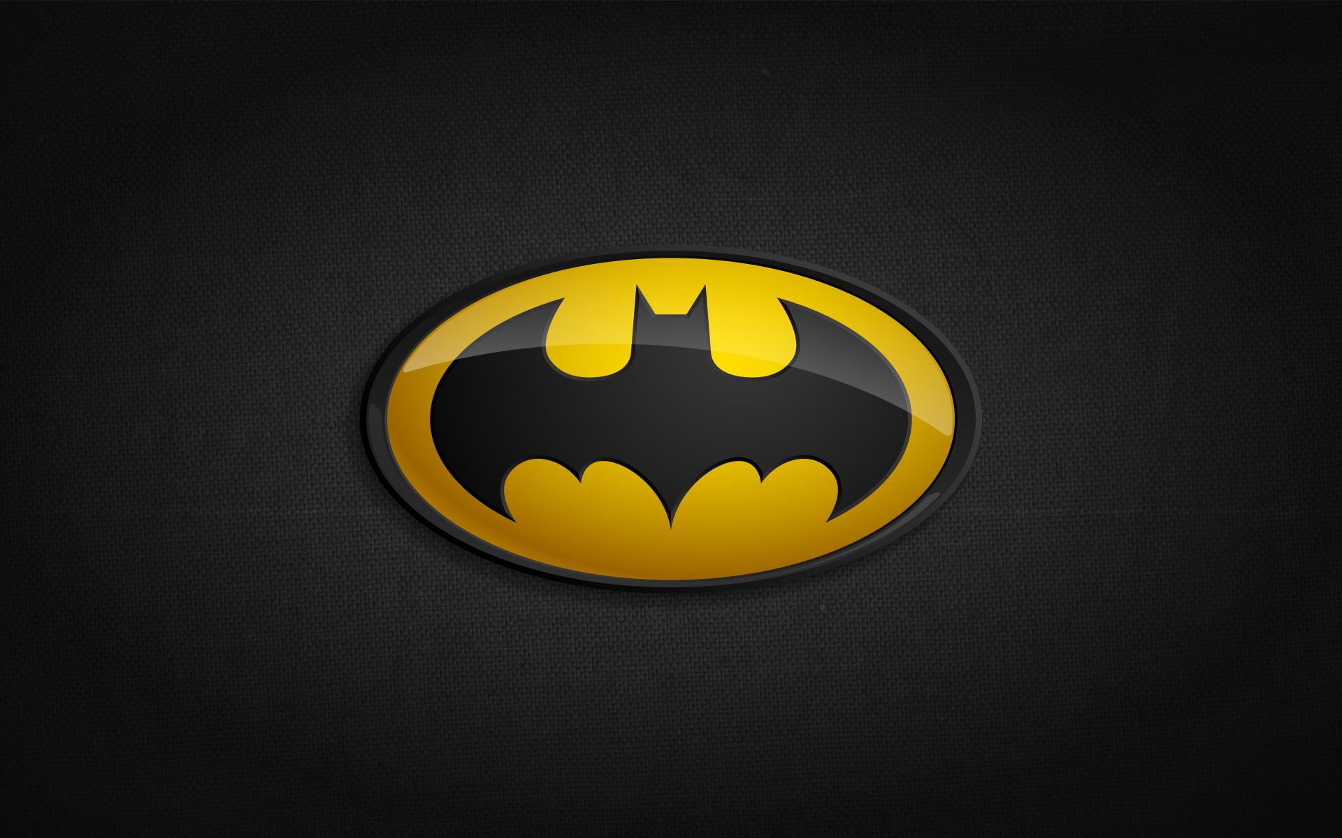 Pics Photos   Batman Logo Wallpaper 1920x1200