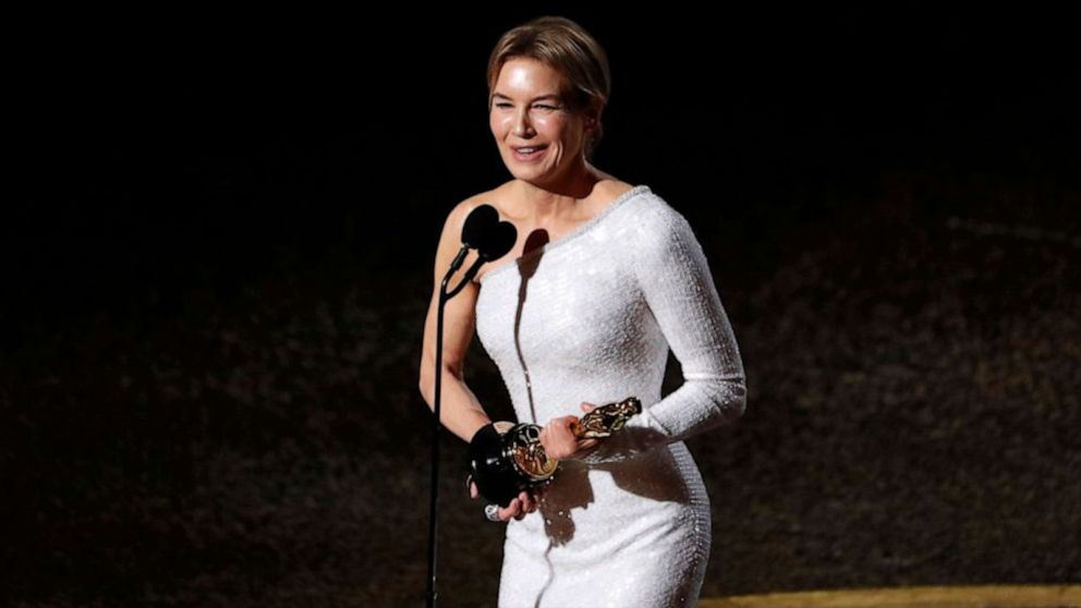 Oscars 2020 Renee Zellweger wins best actress for her role in 992x558