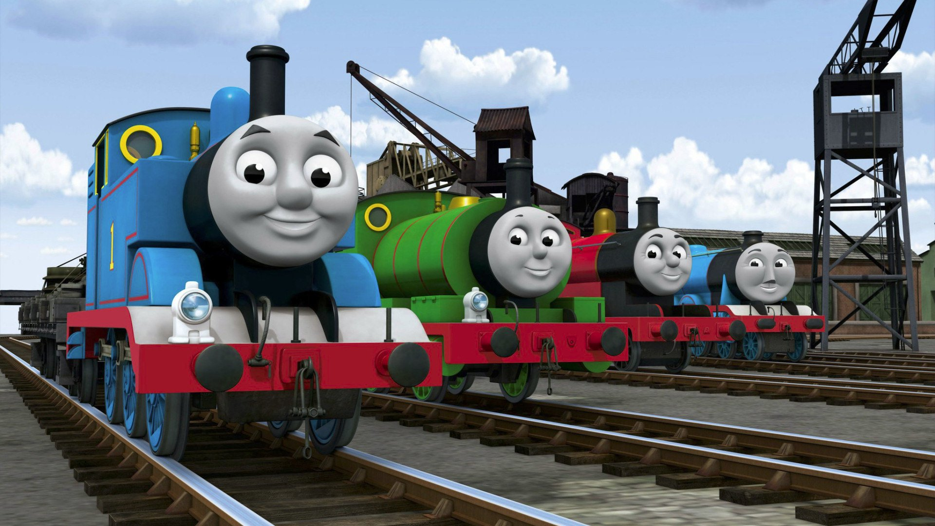 Thomas and Friends   The Very Best of 2003 1920x1080