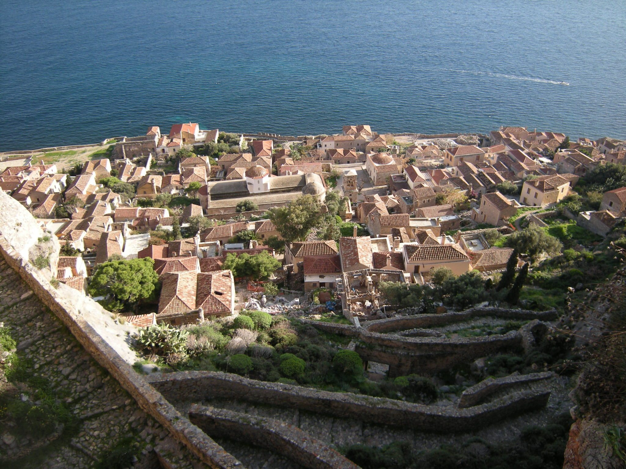 Monemvasia Peloponnese Greece Must See Places 2048x1536