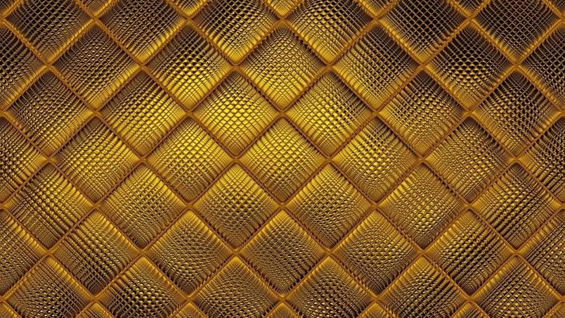 Gold Abstract Texture HD Wallpaper   WallpaperFX 804x452