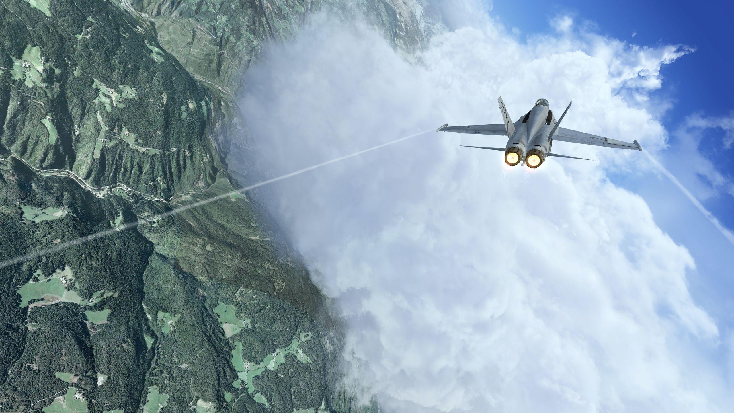 Flight Simulator HD Wallpaper 1920x1080 Microsoft Flight Simulator 2560x1440