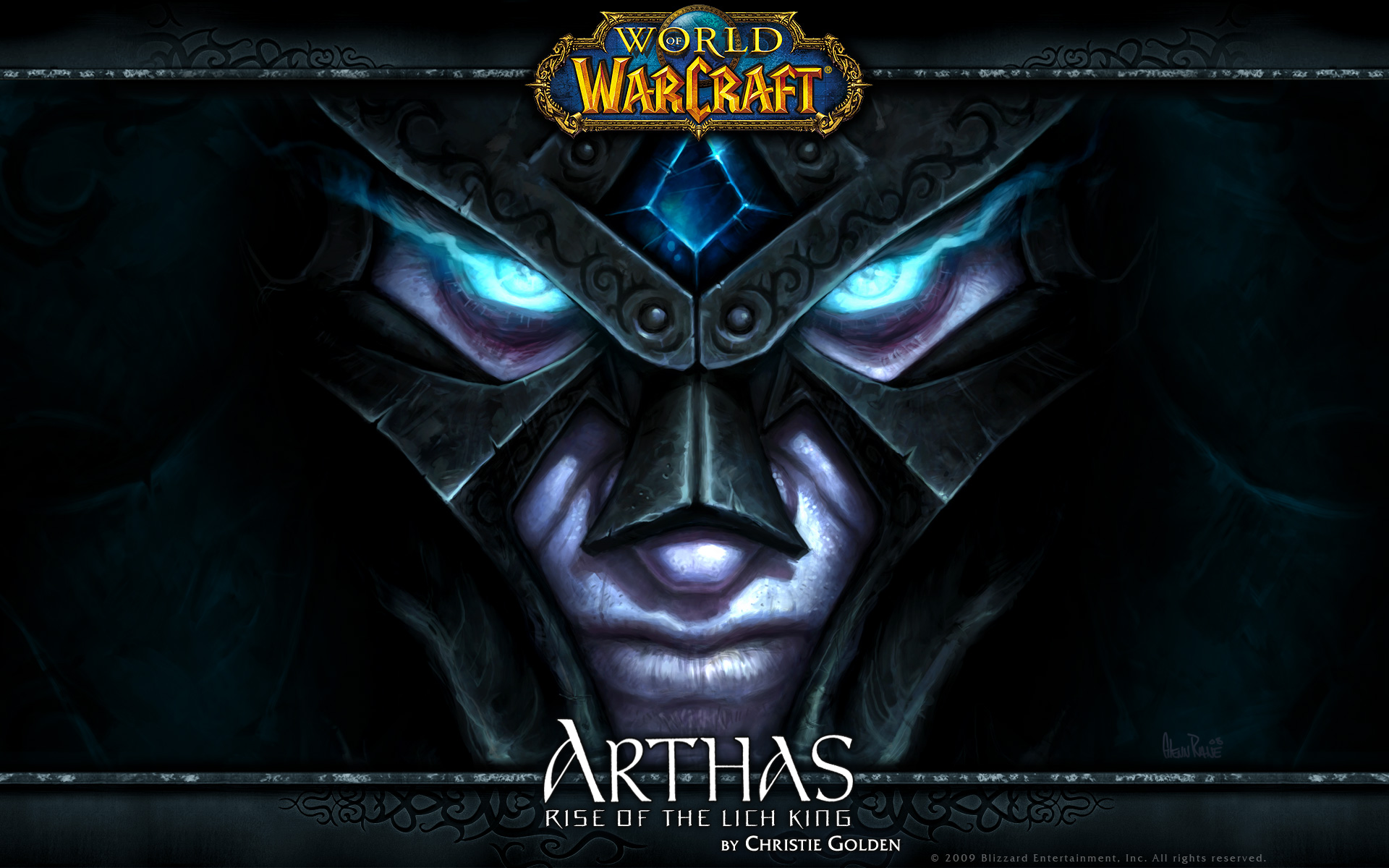 Arthas Covers Media Wow wallpapers HD   195106 1920x1200