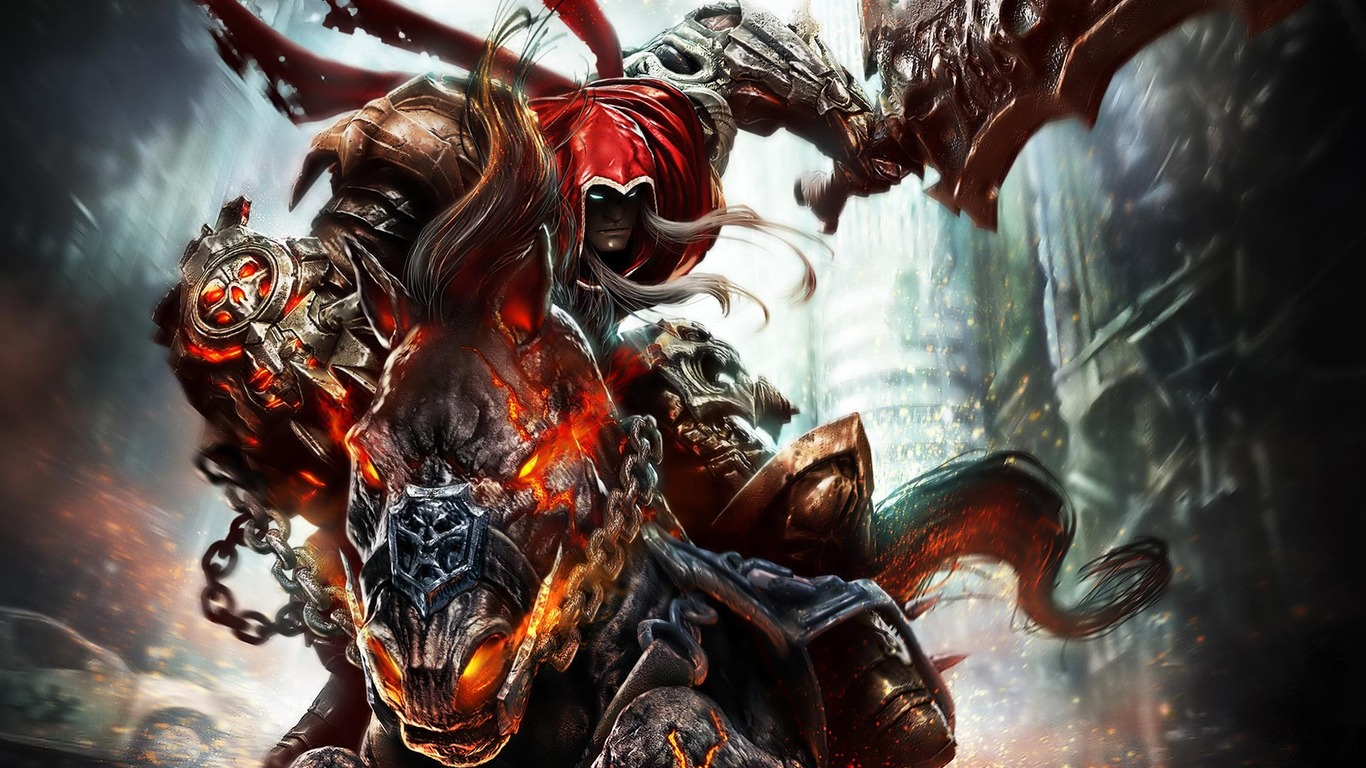 Darksiders wallpaper 973 1366x768