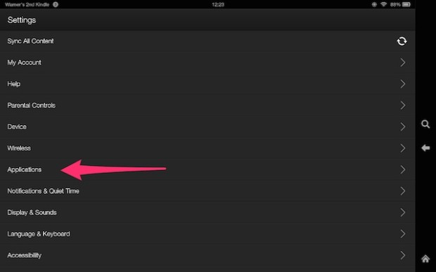 How to Change the Search Default on Kindle Fire Tablets 620x387