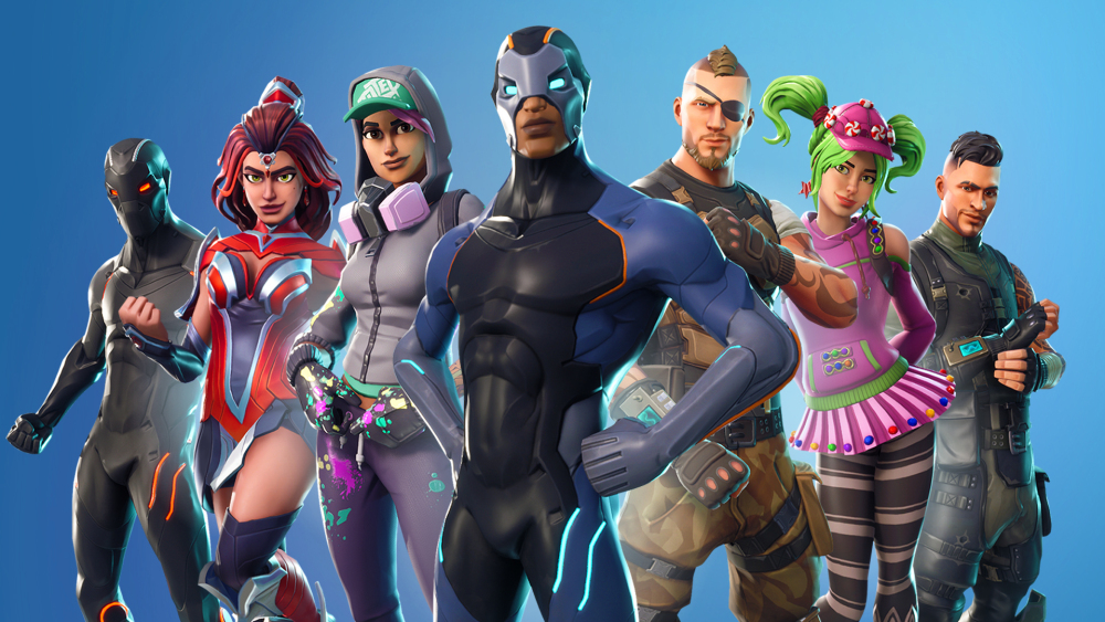 Fortnite Season 4 Week 1 Challenges Guide Variety 1000x563