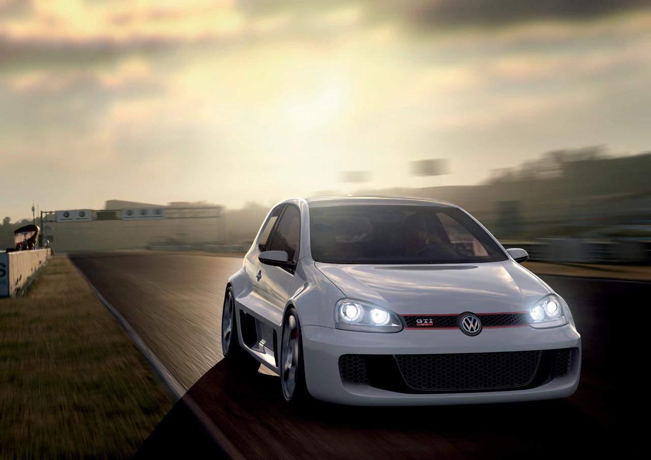 HD Wallpapers Volkswagen Golf Wallpaper 1280x905