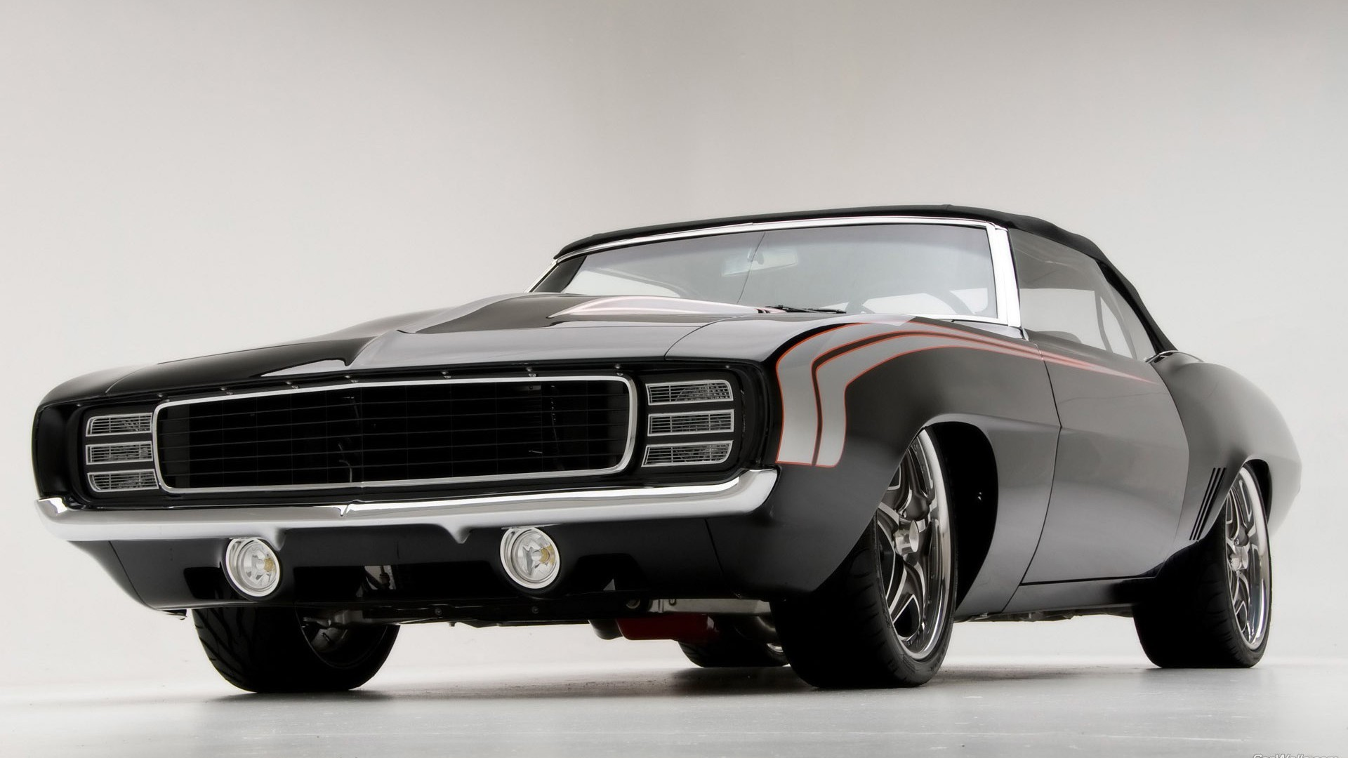 Chevy Muscle Car Wallpaper - WallpaperSafari