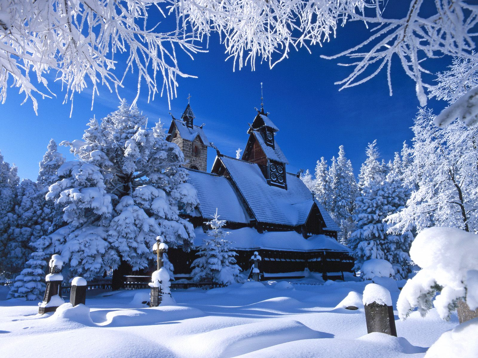 Best Desktop HD Wallpaper   Winter Wallpapers 1600x1200