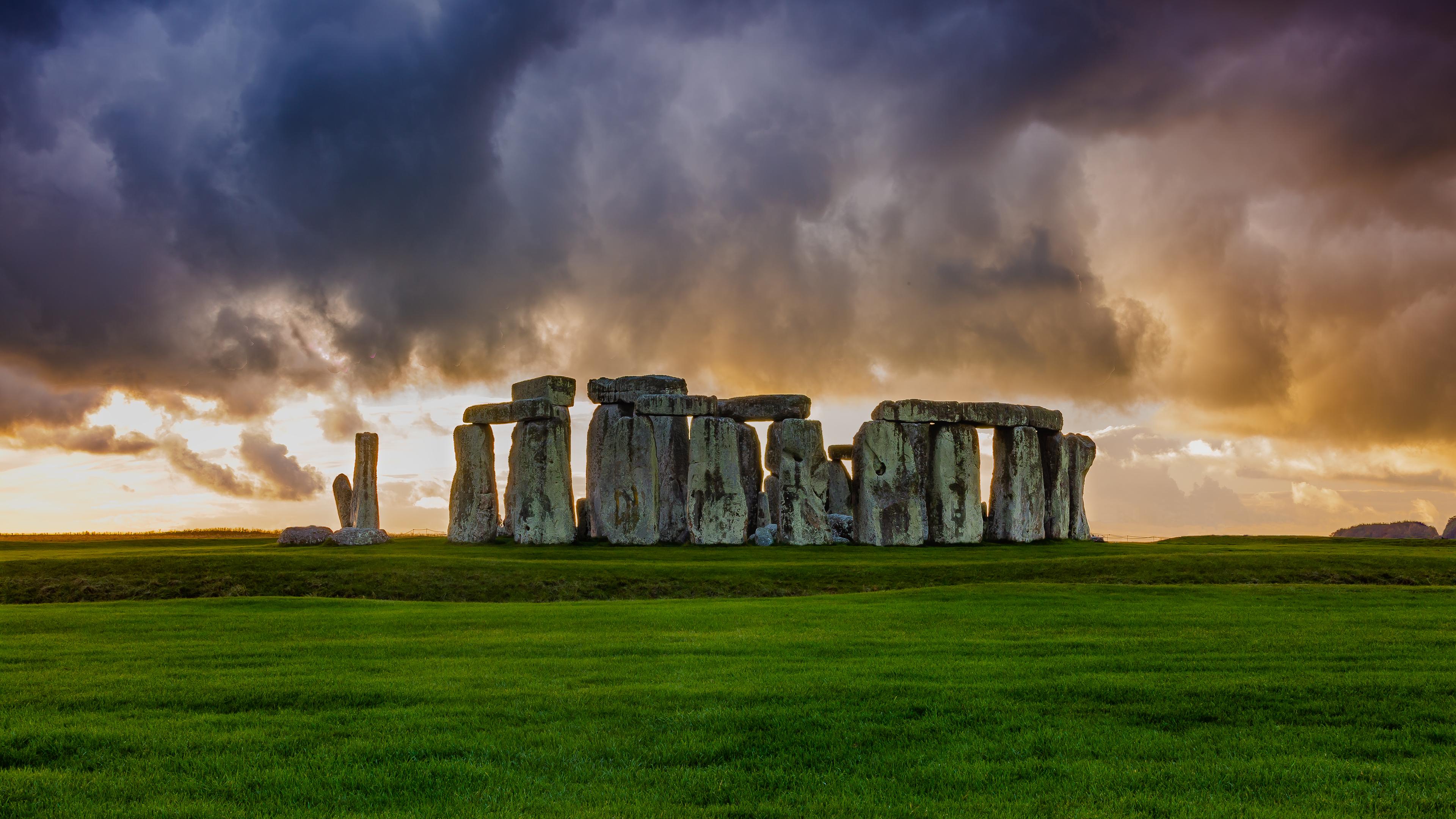 Stonehenge 4k Ultra HD Wallpaper Background Image 3840x2160 3840x2160