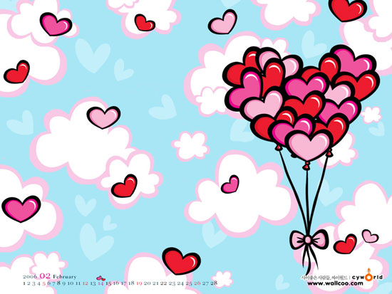 Funny Pictures valentines day wallpapers and screensavers 550x413