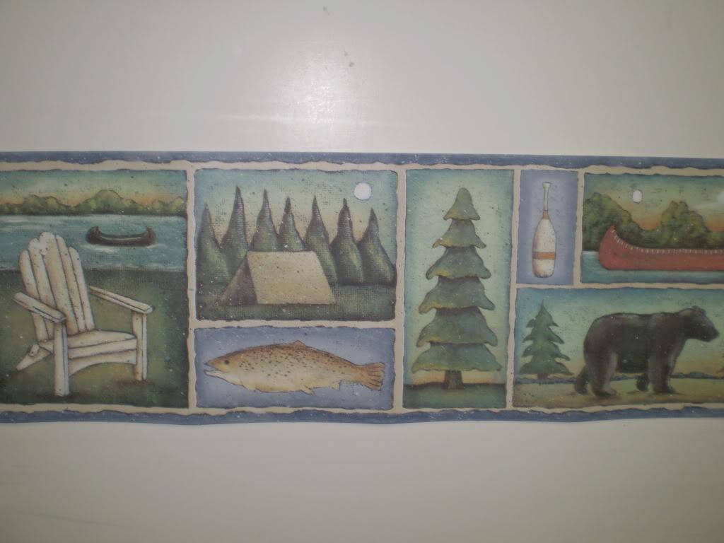 37 Adirondack Wallpaper Border On Wallpapersafari