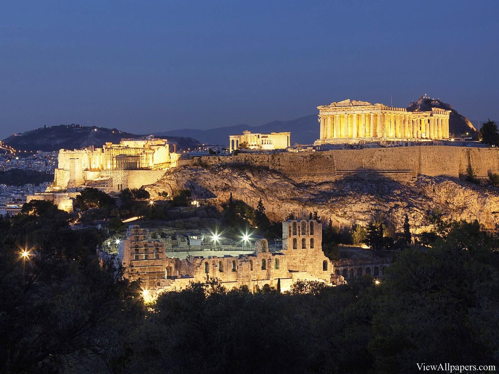 Greece wallpaper hd wallpapersafari - Ancient greece wallpaper hd ...