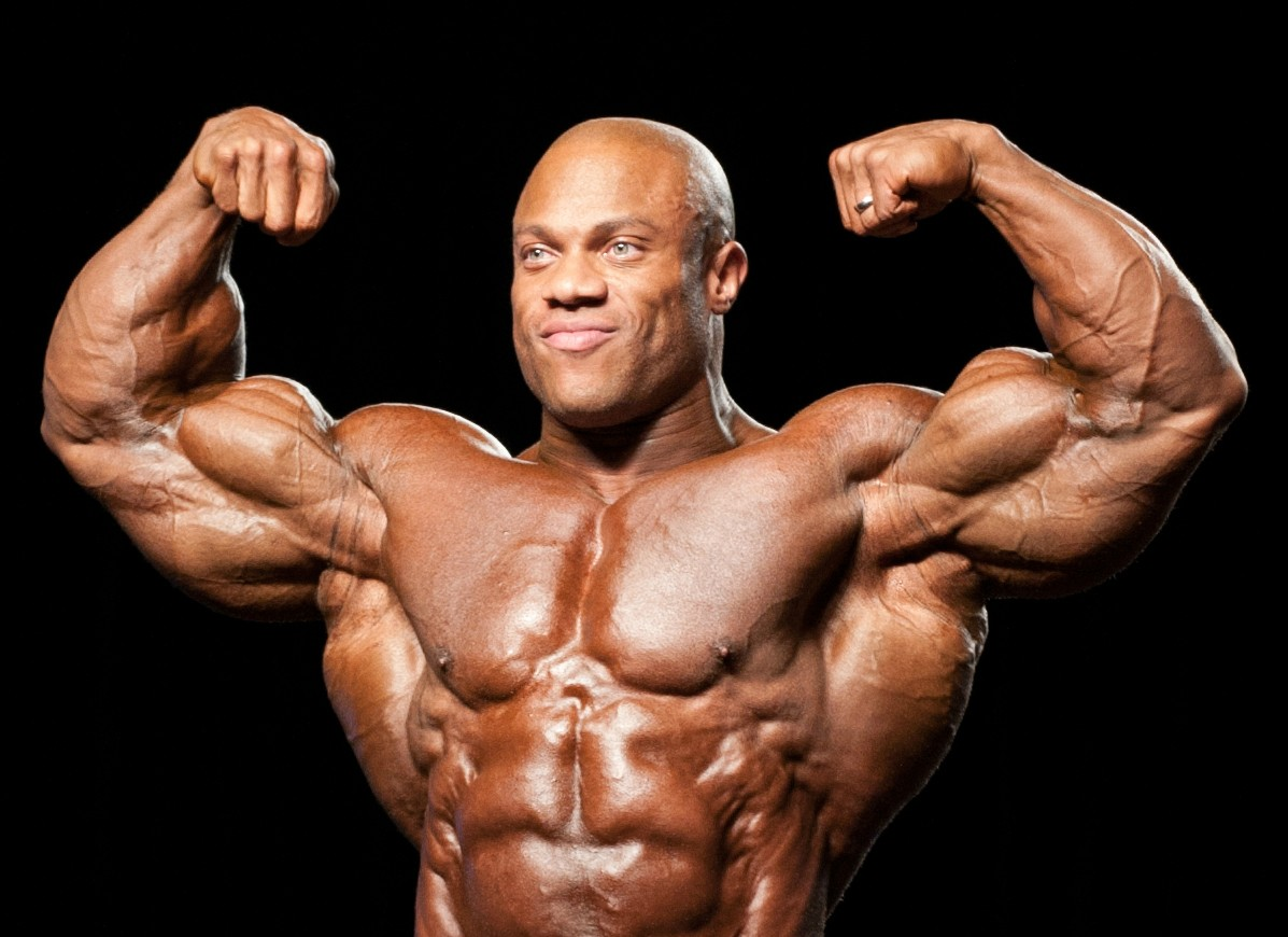 Phil Heath mr Olympia HD Wallpapers 2013 All About HD Wallpapers 1197x870