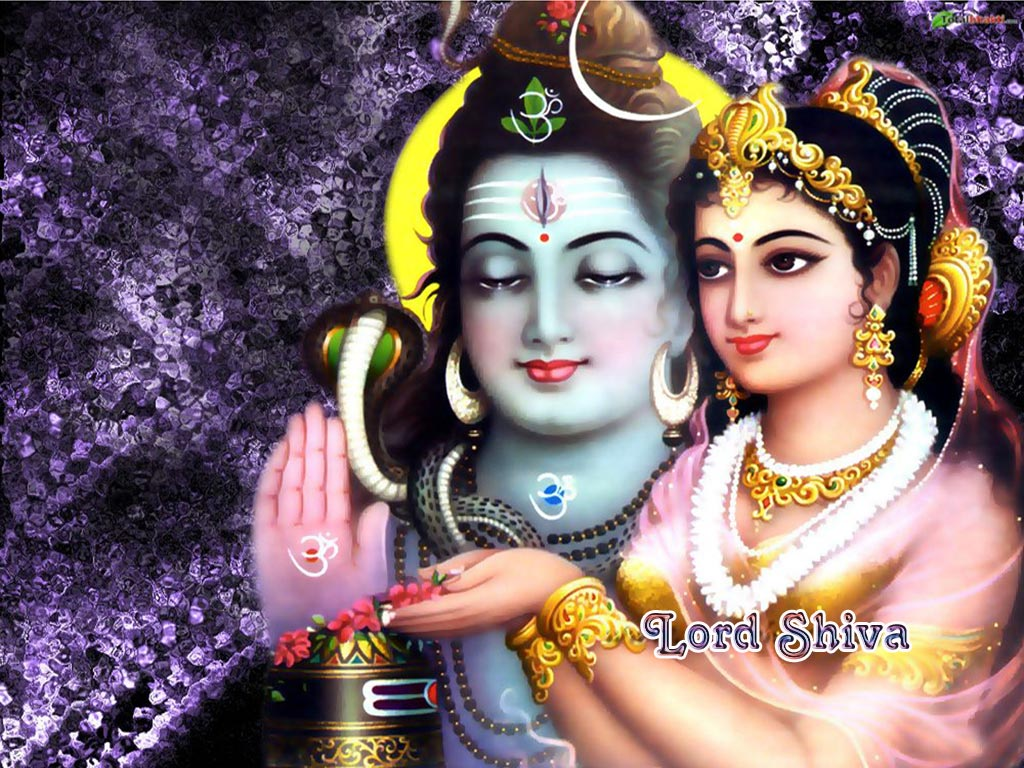 Lord Shiva Parvati HINDU GOD WALLPAPERS FREE DOWNLOAD 1024x768